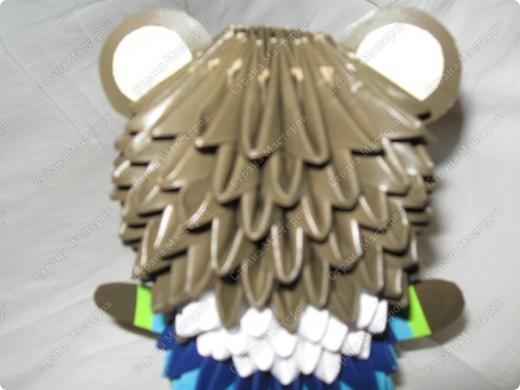 Это мой первый МК, идея взята из одной японской или китайской книги по оригами. фото 15