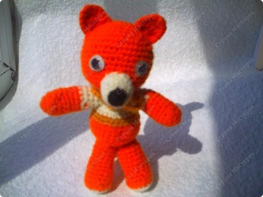 Мои первые работы по вязанию крючком маленьких мягких игрушек