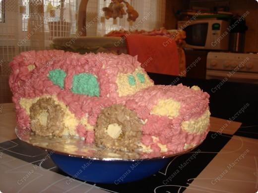 Тортик сынуле на 3 года фото 1