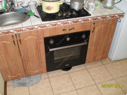 кухня 6 метров фото 4