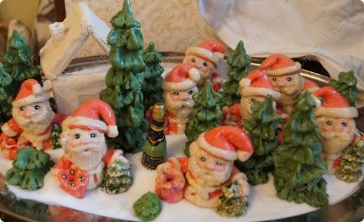 парад дед морозов!