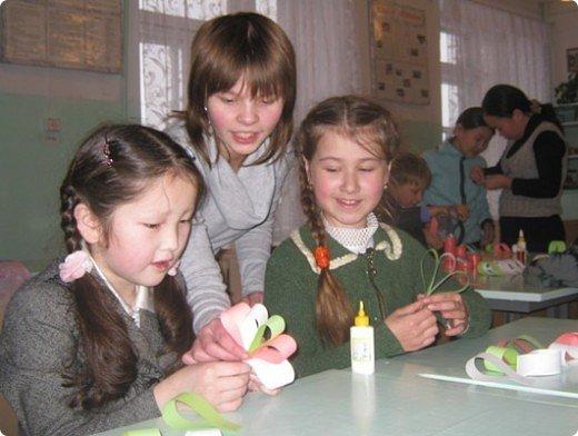 Здравствуйте, дорогие друзья! Сегодня мы представляем работу Ерофеевой Дарьи, ученицы 6 «Б» класса. Особая благодарность и искренняя признательность за МК  http://stranamasterov.ru/node/33862?u Тетя Лена, спасибо Вам огромное!!!!  фото 5