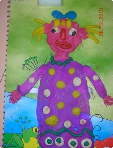 Работы 6-летних детей фото 4