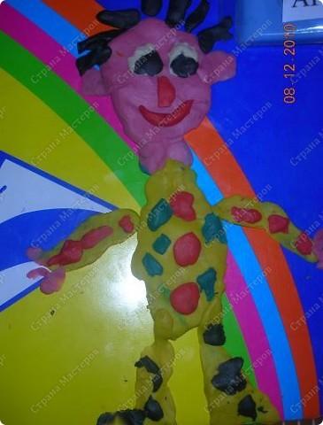 Работы 6-летних детей фото 2