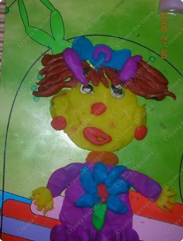 Работы 6-летних детей фото 3
