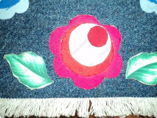 Вот такую салфеточку мы в школе делали мамам на 8 марта! фото 3