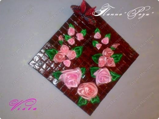 """Панно """"Розы"""""""