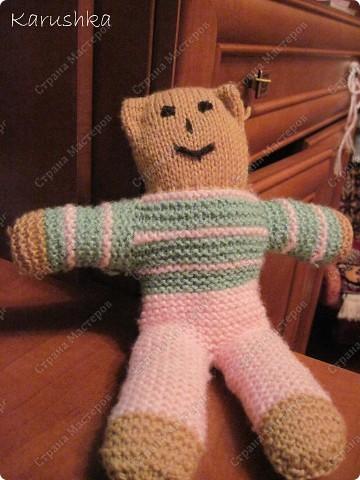 Вот это такая кулолка у меня получилась)) фото 1