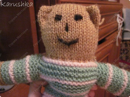 Вот это такая кулолка у меня получилась)) фото 2