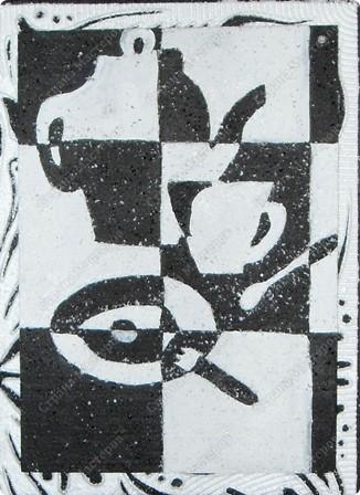"""Работы учащихся объединения """"Юный художник"""", выполненные на выставку к дню матери. Хилтухинова Алтана, 13 лет """"Букет для мамы"""" фото 9"""