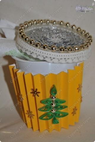 Вот и я начала дарить подарки... Идея пришла из интернета (см. http://www.liveinternet.ru/users/katra_i/post129229241/) - и, конечно, что-то добавлено свое :-) фото 16