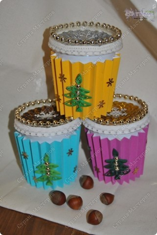 Вот и я начала дарить подарки... Идея пришла из интернета (см. http://www.liveinternet.ru/users/katra_i/post129229241/) - и, конечно, что-то добавлено свое :-) фото 17