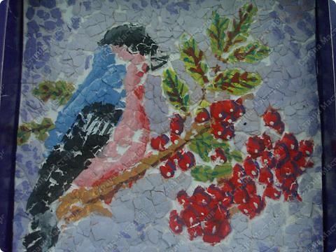 """РАБОТЫ КРУЖКОВ """"ДОМАШНИЙ ДИЗАЙН"""" (руководитель Белякова Ольга Юрьевна) и """"Творческий калейдоскоп"""" (руководитель-ваша покорная слуга)))) )  основа рисунков- яичная скорлупа фото 2"""