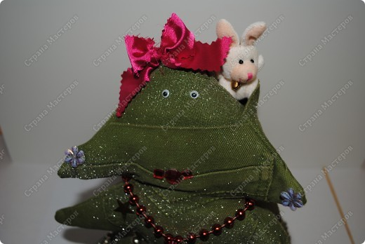 Волшебные новогодние елочки. фото 5
