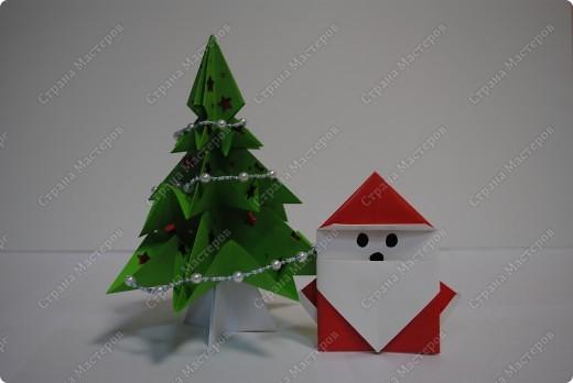Волшебные новогодние елочки. фото 6