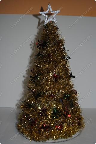 Волшебные новогодние елочки. фото 7