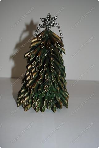 Волшебные новогодние елочки. фото 8