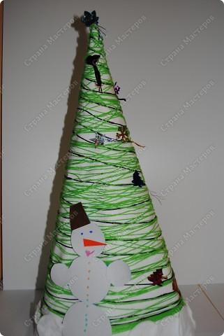 Волшебные новогодние елочки. фото 9