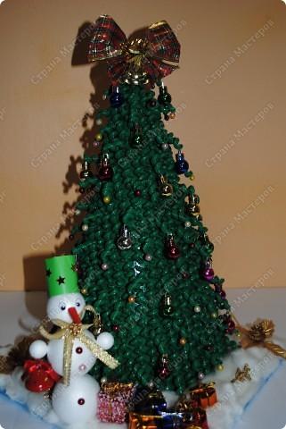 Волшебные новогодние елочки. фото 13