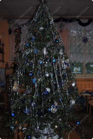 Волшебные новогодние елочки. фото 1
