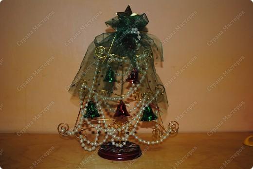 Волшебные новогодние елочки. фото 12