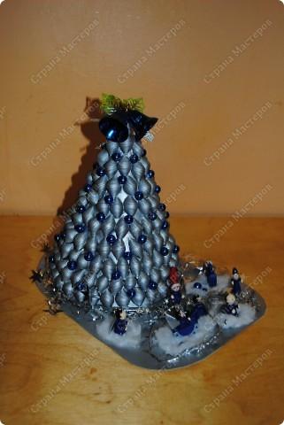 Волшебные новогодние елочки. фото 11