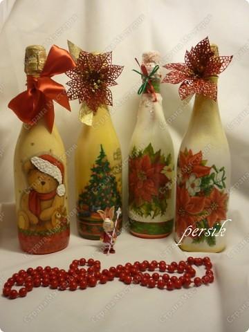 Хочу показать ещё несколько бутылок. фото 1