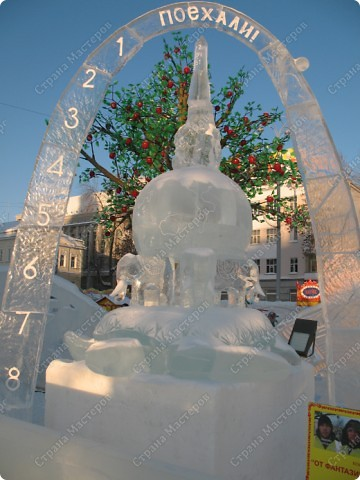 Главная ёлка Екатеринбурга! фото 11