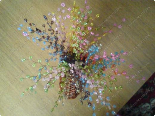 немного моих поделок...любимые цветы фото 4