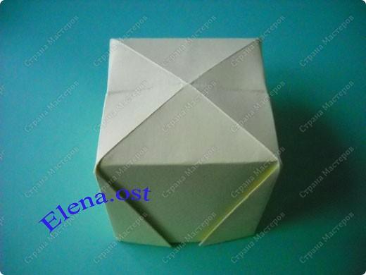 Оригинальная коробочка-котик в технике оригами. Лучше использовать плотную бумагу, тогда коробочка хорошо сохраняет форму. Можно использовать как для хранения различных изделий, или как упаковку для подарка. При копировании статьи, целиком или частично, пожалуйста, указывайте активную ссылку на источник! https://stranamasterov.ru/user/9321 https://stranamasterov.ru/node/132584 фото 14