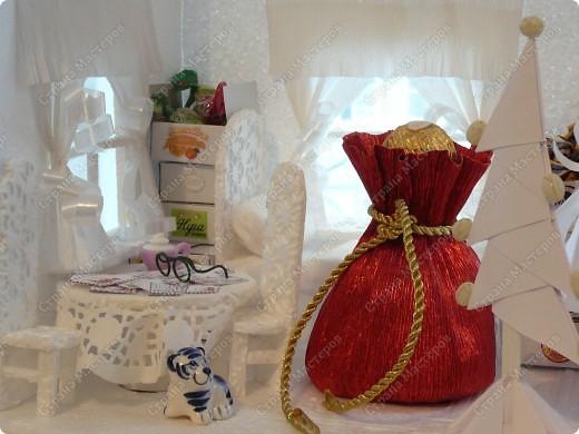 Домик Деда Мороза фото 3