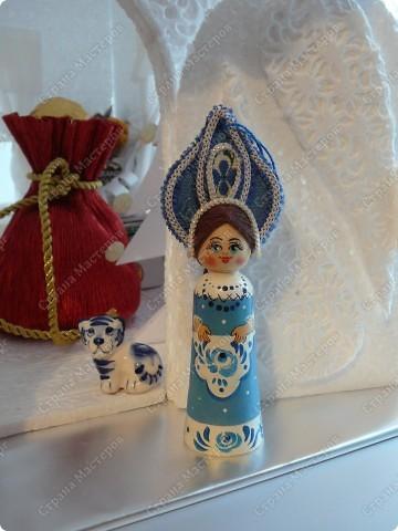 Домик Деда Мороза фото 6