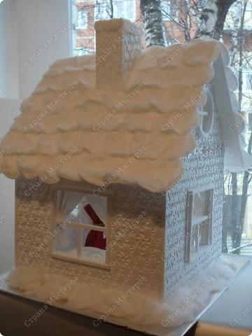 Можно сплести объемные фигурки Деда Мороза и поделки из бисера вы будете смотреть с. Поделки из дачный домик.