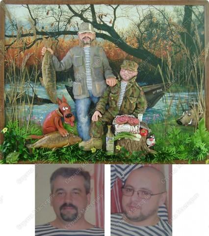 Рыбаки с уловом.  фото 8