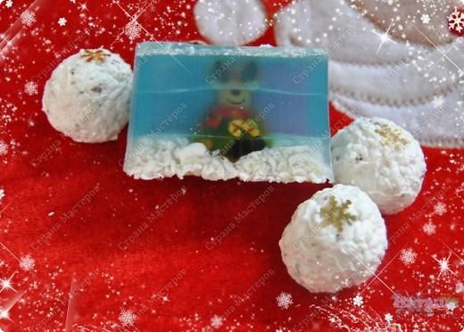 Раскрываю секрет упаковочных коробочек для сестричек отсюда http://stranamasterov.ru/node/135556 - это было мыло. Второй мой опыт в мыловарении :-))) фото 4