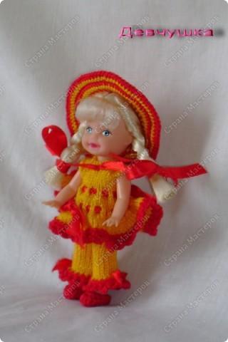 Одежки для куклёшек фото 19