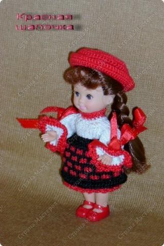Одежки для куклёшек фото 18
