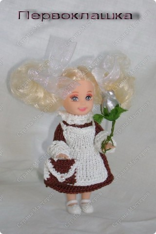 Одежки для куклёшек фото 16