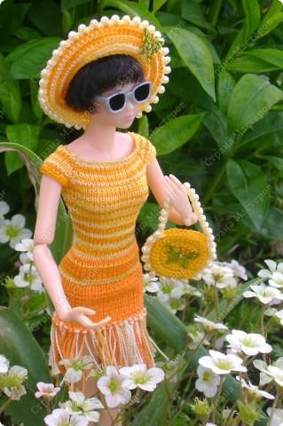 Одежда для кукол в современном стиле фото 1