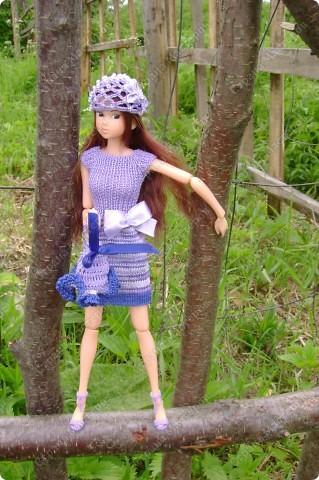 Одежда для кукол в современном стиле фото 7