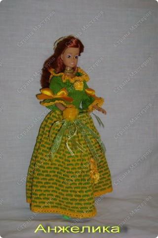 Одежда для кукол стилизации фото 4