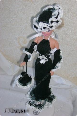 Одежда для кукол стилизации фото 6