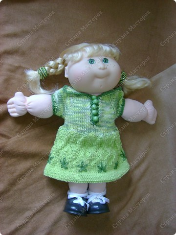 "Одежда для кукол типа ""пупсы"" фото 1"