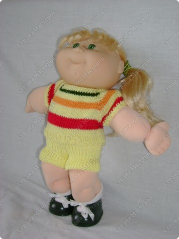 "Одежда для кукол типа ""пупсы"" фото 3"