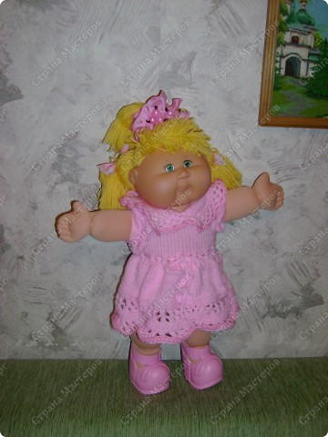 "Одежда для кукол типа ""пупсы"" фото 7"