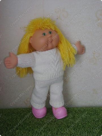 "Одежда для кукол типа ""пупсы"" фото 8"