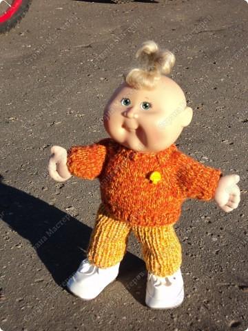 "Одежда для кукол типа ""пупсы"" фото 11"