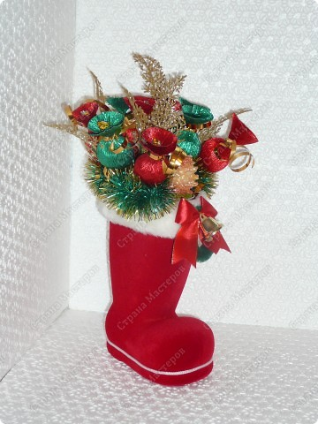 Саночки с Дедом Морозом. фото 4