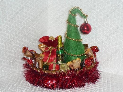 Саночки с Дедом Морозом. фото 8