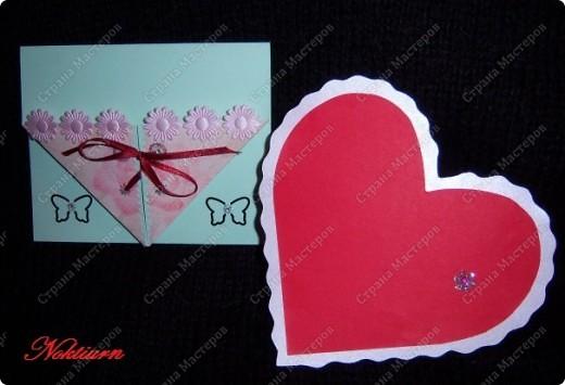 Вот такие открытки близняшки у меня получились.Спасибо Оле http://stranamasterov.ru/node/134949 за вдохновение. фото 4
